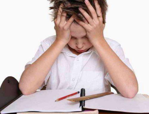 Niños hiperactivos con THDA – ¿Qué hacer?
